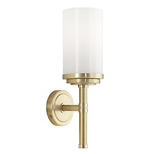Halo Wall Sconce by Robert Abbey