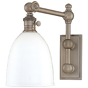 Monroe Wall Sconce No. 762 by Hudson Valley