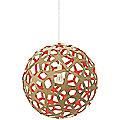 Coral Pendant by David Trubridge Design