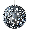 Coral Aluminum Pendant by David Trubridge Design