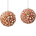 Coral 1600 Pendant by David Trubridge Design