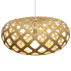 Kina Pendant by David Trubridge Design