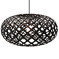 Kina Stained Pendant by David Trubridge Design