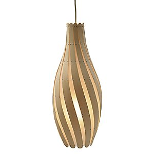 Swish Pendant by David Trubridge Design