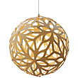 Floral Pendant by David Trubridge Design