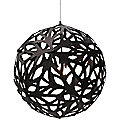 Floral Stained Pendant by David Trubridge Design