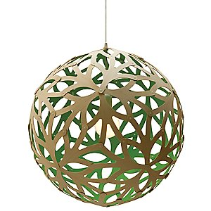 Floral 1600 Pendant by David Trubridge Design