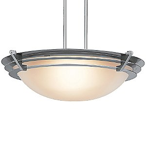 Saturn Semi-Flush/Pendant by Access Lighting