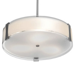 Tara Semi-Flush/Pendant by Access Lighting