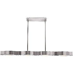 Titanium Semi-Flush/Pendant by Access Lighting