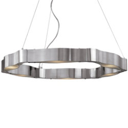 Titanium Suspension by Access Lighting