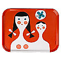 Mother & Child Tray by Alexander Girard by Vitra