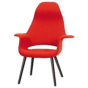 Organic Highback Chair by Charles Eames & Eero Saarinen by