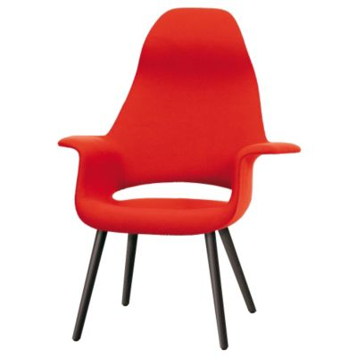 Organic Highback Chair by Charles Eames & Eero Saarinen by