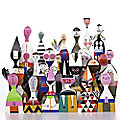 Wooden Dolls by Alexander Girard by Vitra
