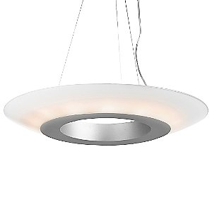 Nebula Semi-Flush/Pendant by Access Lighting