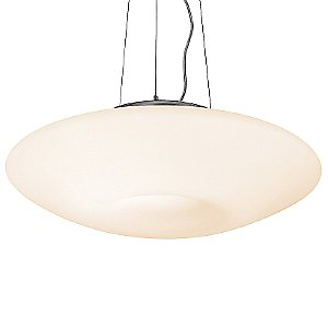 Nickel Pendant No. 50955 by Access Lighting