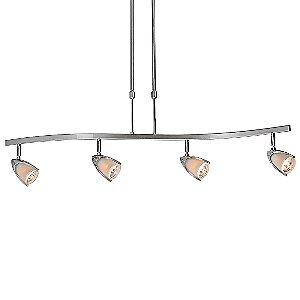 Comet Adjustable Spotlight Pendant by Access Lighting