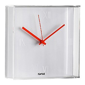 Tic&Tac Clock by Kartell