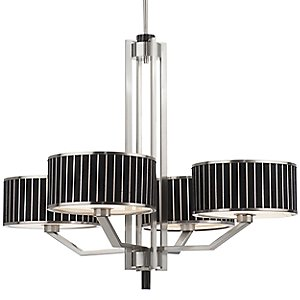 Haberdasher Chandelier by Forecast Lighting