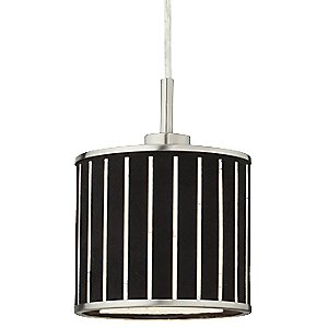 Haberdasher Mini Pendant by Forecast Lighting