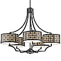 Axis Chandelier by Thomas Lighting