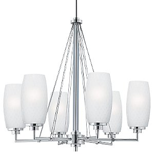 Vado 6-Light Chandelier by Thomas Lighting