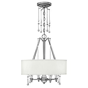 Bentley Bowl Chandelier by Fredrick Ramond