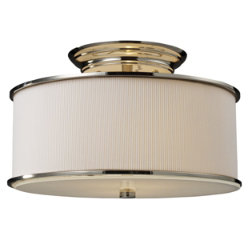 Lureau Semi-Flushmount by ELK Lighting