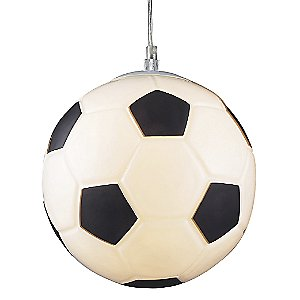 Soccer Ball Pendant by ELK Lighting
