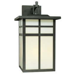 Mission Large Wall Sconce by Thomas Lighting