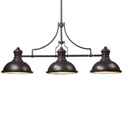 Chadwick Linear Suspension by Landmark Lighting