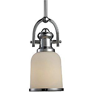 Brooksdale Mini Pendant by Landmark Lighting