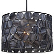 Cirque 72002 Drum Pendant by Landmark Lighting