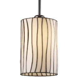 Lineas Pendant by Landmark Lighting
