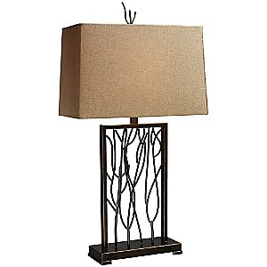 Belvior Park Table Lamp by Dimond