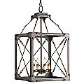 Salvage Lantern by Currey and Company