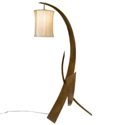 Aizen Floor Lamp by Varaluz