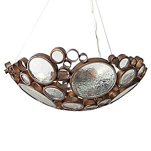 Fascination Bowl Suspension by Varaluz