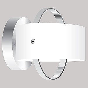Ring Wall Sconce by Zaneen