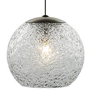 Mini-Rock Candy Round Pendant by LBL Lighting