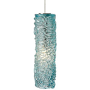 Mini-Isis Cylinder Pendant by LBL Lighting
