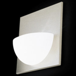 Gio P Wall Sconce by Murano Due