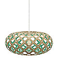 Kina 1600 Pendant by David Trubridge Design