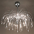 Arcade L Chandelier by Aureliano Toso