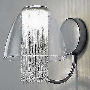 Lulu P Wall Sconce by Aureliano Toso