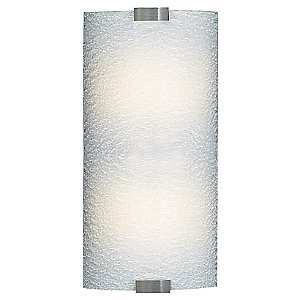 Omni Rectangle Wall Sconce by LBL Lighting