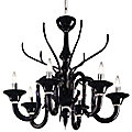 Belzebu L6 Chandelier by Gallery Vetri d