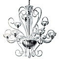 Bolero L9 Chandelier by Gallery Vetri d