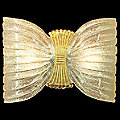 Butterfly P Wall Sconce by Gallery Vetri d